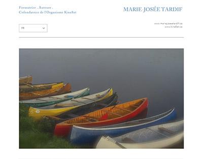 Marie Josee Tardif